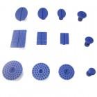 Грибки клеевые синие (12ШТ) набор сменных насадок PDR