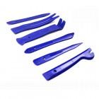 Набор инструментов для снятия обшивки автомобиля 6шт