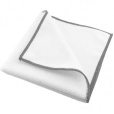 Микрофибра белая универсальная для салона и кузова 40*40 СМ 330М2