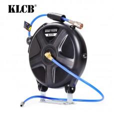 Шланг воздушный на катушке KLCB KA-A001 Air hose reel  8.0*12.0мм*10м